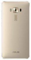 Asus Zenfone 3 Deluxe Kılıf Ultra İnce Kaliteli Esnek Silikon 0.2mm - Şeffaf