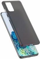 Benks Samsung Galaxy S20 Kılıf Lollipop Serisi Matte Protective Cover - Siyah