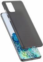 Benks Samsung Galaxy S20 Plus Kılıf Lollipop Serisi Matte Protective Cover - Siyah