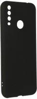 General Mobile GM 10 Kılıf Silikon İnce Mat Esnek Kamera Korumalı - Siyah