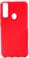 General Mobile GM 20 Pro Kılıf Zore Biye Silikon - Kırmızı