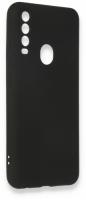 General Mobile GM 20 Pro Kılıf Silikon İnce Mat Esnek Kamera Korumalı - Siyah