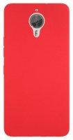 General Mobile GM 5 Plus Kılıf İnce Mat Esnek Silikon - Kırmızı