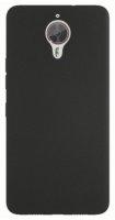General Mobile GM 5 Plus Kılıf İnce Mat Esnek Silikon - Siyah