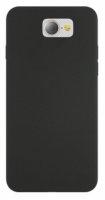 General Mobile GM 6 Kılıf İnce Mat Esnek Silikon - Siyah