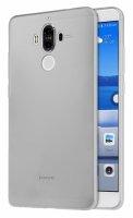 Huawei Mate 10 Kılıf Ultra İnce Kaliteli Esnek Silikon 0.2mm - Şeffaf