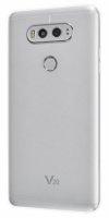 LG V20 Kılıf Ultra İnce Kaliteli Esnek Silikon 0.2mm - Şeffaf