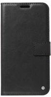 Oppo Reno 5 Lite Kılıf Standlı Kartlıklı Cüzdanlı Kapaklı - Siyah