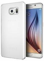 Samsung Galaxy S7 Kılıf Ultra İnce Kaliteli Esnek Silikon 0.2mm - Şeffaf
