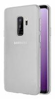 Samsung Galaxy S9 Plus Kılıf Ultra İnce Kaliteli Esnek Silikon 0.2mm - Şeffaf