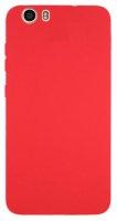 Vestel Venüs Z10 Kılıf İnce Mat Esnek Silikon - Kırmızı