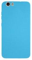 Vestel Venüs Z10 Kılıf İnce Mat Esnek Silikon - Mavi