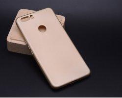 Vestel Venüs Z20 Kılıf İnce Mat Esnek Silikon - Gold