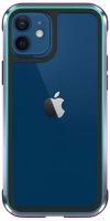 Wiwu Apple iPhone 11 Kılıf Defence Armor Serisi Arkası Şeffaf Lisanslı Kapak - Renkli