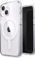 Wiwu Apple iPhone 13 (6.1) Kılıf Magsafe Magnetic Crystal Kapak - Şeffaf
