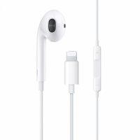 Wiwu Apple Lightning Girişli Kaliteli Earbuds Kulaklık - Beyaz
