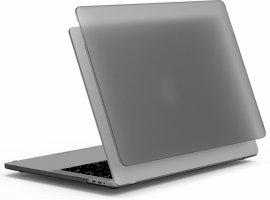 Wiwu Apple MacBook 12 inç Retina Kılıf Macbook iShield Serisi Koruyucu Kapak - Siyah