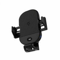 Wiwu CH-302 Liberator Wireless Araç Telefon Tutucu - Siyah