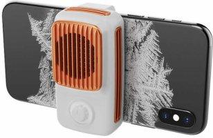 Wiwu DL03 Cep Telefonu Soğutma Fanı - Beyaz