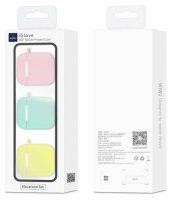 Wiwu iGlove Apple Airpods Macaron 3 Lü Silikon Kılıf Seti