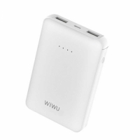 Wiwu JC-01 10000 Mah Powerbank - Beyaz