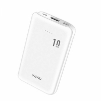 Wiwu JC-02 10000 Mah Powerbank - Beyaz