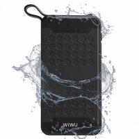 Wiwu PC905 10000 Mah Waterproof Adventurer Suya Dayanıklı Powerbank  - Siyah