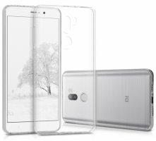 Xiaomi Mi 5s Plus Kılıf Ultra İnce Kaliteli Esnek Silikon 0.2mm - Şeffaf