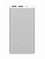 Xiaomi Miu 10000 Mah 2018 Powerbank Dual Usb Gri