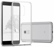 Xiaomi Redmi Note 4X Kılıf Ultra İnce Kaliteli Esnek Silikon 0.2mm - Şeffaf