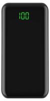 Xipin X20 10000 mAh Powerbank Dijital Göstergeli - Siyah