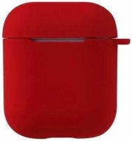 Zore Apple Airpods Kılıf Airbag 11 Soft Silikon - Kırmızı