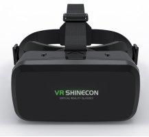 Zore G06A VR Shinecon 3D Sanal Gerçeklik Gözlüğü - Siyah