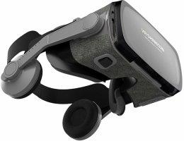 Zore G07E VR Shinecon 3D Kulaklıklı Sanal Gerçeklik Gözlüğü - Gri