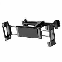 Zore PB-45 Araç Koltuk Arkası iPad Tablet Telefon Tutucu - Siyah