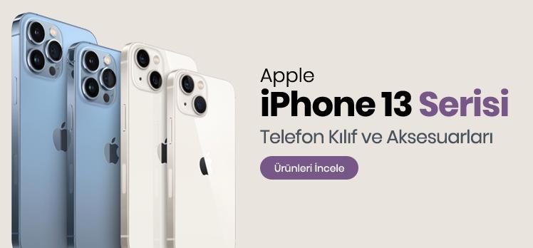 Apple iPhone 13 Serisi Telefon Kılıfları