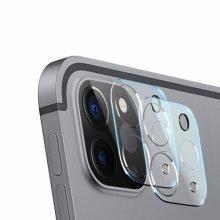 Apple iPad Pro 12.9 inç 2020 Nano Kamera Lens Koruma Camı