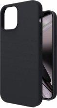 Apple iPhone 12 Pro (6.1) Kılıf İçi Kadife Mat Yüzey LSR Serisi Kapak - Siyah