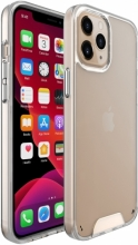 Apple iPhone 12 Pro Max (6.7) Kılıf Clear Guard Serisi Gard Kapak - Şeffaf