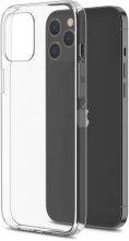 Apple iPhone 12 Pro Max (6.7) Kılıf Ultra İnce Esnek Süper Silikon 0.3mm - Şeffaf