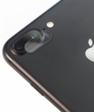 Apple iPhone 8 Plus Kamera Lens Koruyucu Filmi 0.2mm