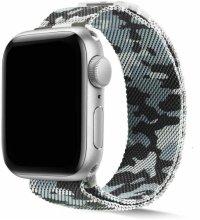 Apple Watch 42mm Metal Kordon KRD-40 - Füme