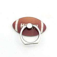 Ball Ring Yüzük Telefon Tutucu - Amerikan Futbol Topu