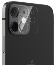 Benks Apple iPhone 12 (6.1) Soft Kamera Lens Koruyucu Cam