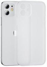 Benks Apple iPhone 12 (6.1) Ultra Kılıf Lollipop Serisi Matte Protective Cover - Beyaz