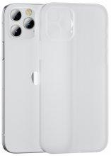 Benks Apple iPhone 12 Pro Max (6.7) Ultra Kılıf Lollipop Serisi Matte Protective Cover - Beyaz