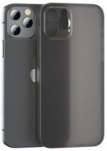 Benks Apple iPhone 12 Pro Max (6.7) Ultra Kılıf Lollipop Serisi Matte Protective Cover - Siyah