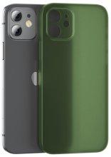 Benks Apple iPhone 12 Pro Max (6.7) Ultra Kılıf Lollipop Serisi Matte Protective Cover - Yeşil