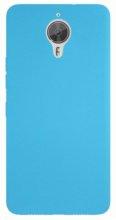 General Mobile GM 5 Plus Kılıf İnce Mat Esnek Silikon - Mavi