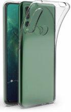 Honor 9x Kılıf Ultra İnce Esnek Süper Silikon 0.3mm - Şeffaf